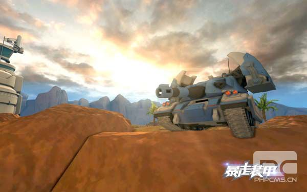 登录即送99坦克 《暴走装甲》明日开测活动大手笔资讯生活